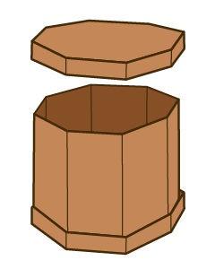 fefco-351 scatola americana