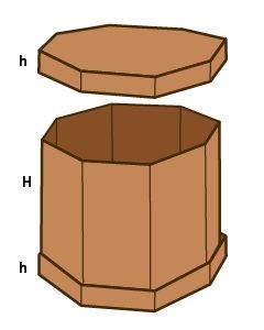 fefco 351 scatola americana
