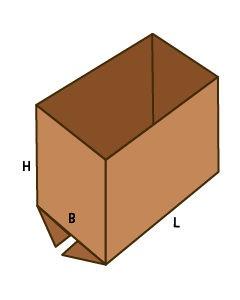 fefco 200 scatola americana