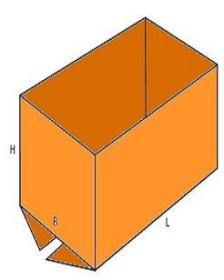 Fefco 200 box