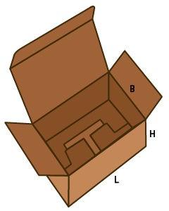 fefco 215 scatola americana