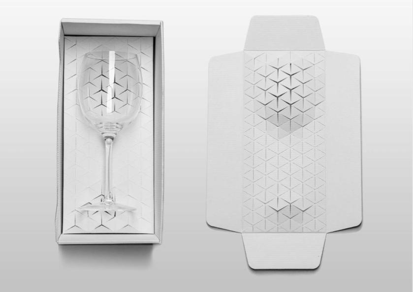 Réseau de Protection en Carton qui s'adapte à votre emballage