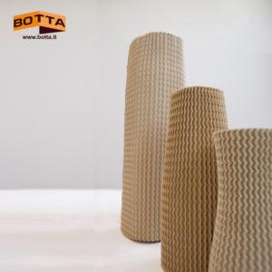 Eco Sleeve - Carton élastique protecteur en carton ondulé