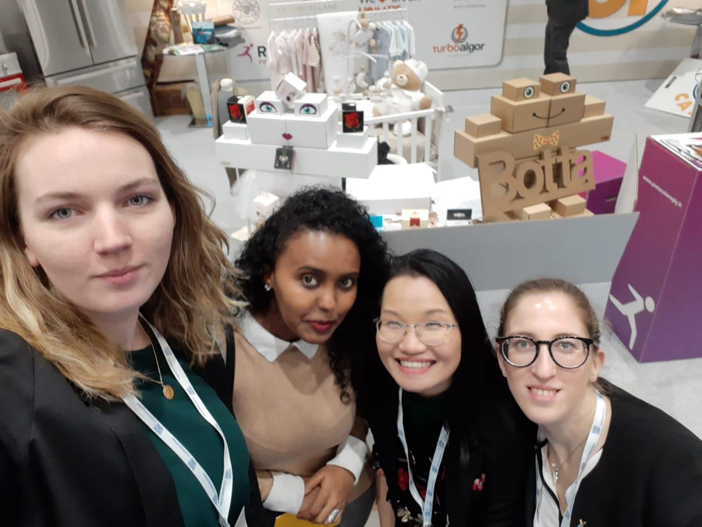 Botta Packaging Invest Your Talent in Italy - Selamawit Melaku Tegegne