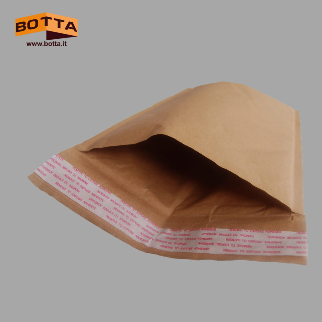 Corrugated Paper-Padded Envelopes