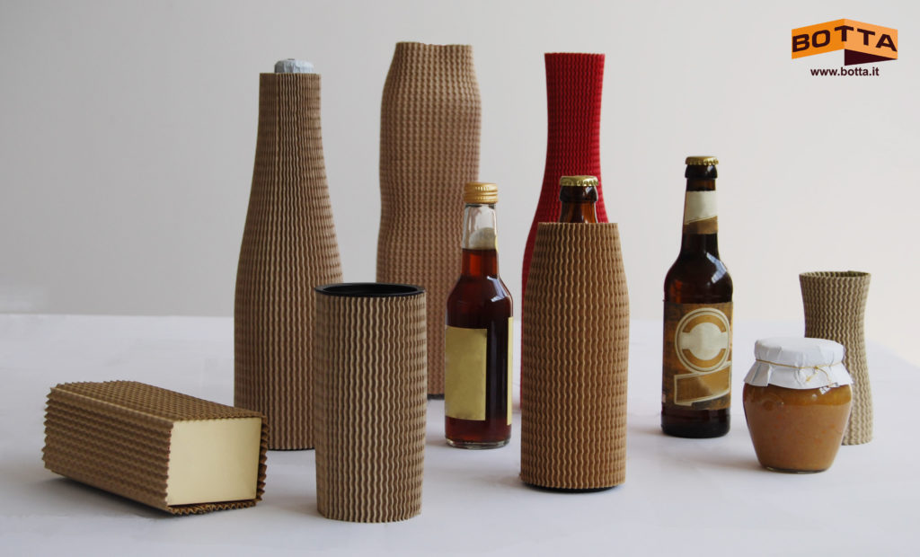 Eco-Sustainable Packaging - Eco-Sleeve | BOTTA Packaging