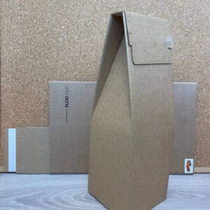 Eco-Single Bottle Pinch Top Box